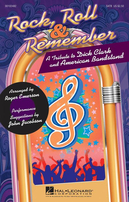 Rock, Roll & Remember - ShowTrax CD