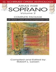 Arias for Soprano, Volume 2 - Complete Package