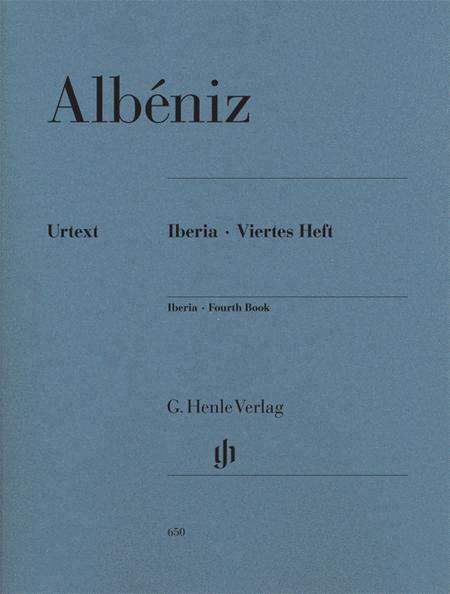 Isaac Albeniz - Iberia, Fourth Book