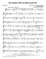 Do Nothin' Till You Hear from Me - Bb Tenor Saxophone
