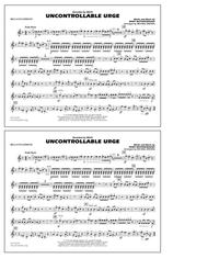 Download Uncontrollable Urge Bellsxylophone Sheet Music By Devo