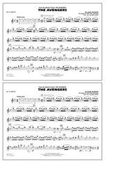 The Avengers - Bb Clarinet
