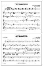 The Avengers - 1st Bb Trumpet