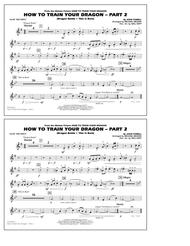 How To Train Your Dragon Part 2 - 3rd Bb Trumpet