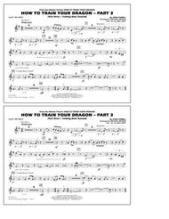How To Train Your Dragon Part 3 - 3rd Bb Trumpet