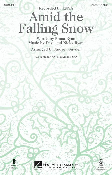 Amid the Falling Snow - ShowTrax CD