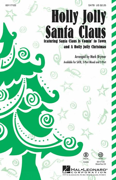 Holly Jolly Santa Claus