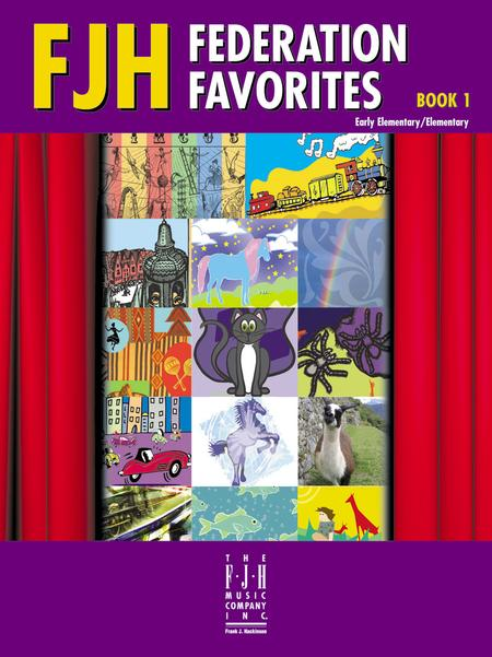 FJH Federation Favorites, Book 1 Early Elementary/Elementary