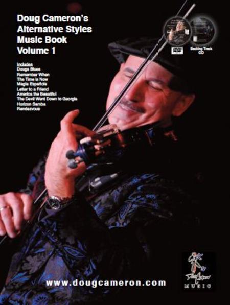 Doug Cameron's Alternative Styles Music Book Series - Vol. 1