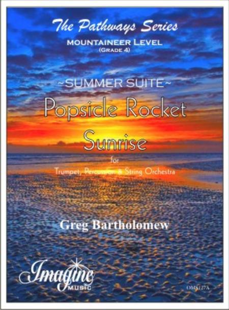 Popsicle Rocket Sunrise (from Summer Suite)