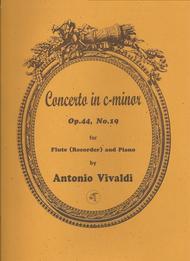 Concerto in c minor Op 44 No 19