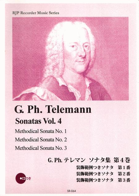 Sonatas, Volume 4