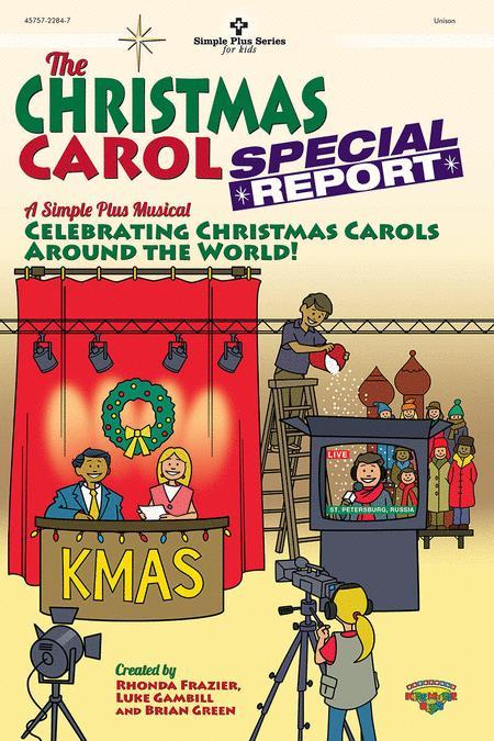 The Christmas Carol Special Report Cd Preview Pak (Simple Plus Series)