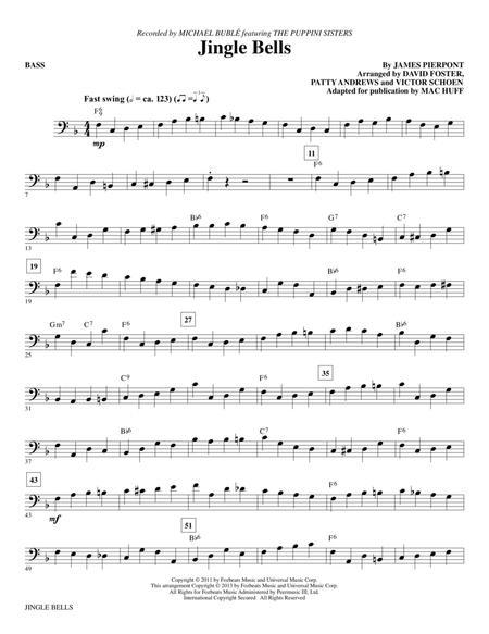 Jingle Bells - Bass