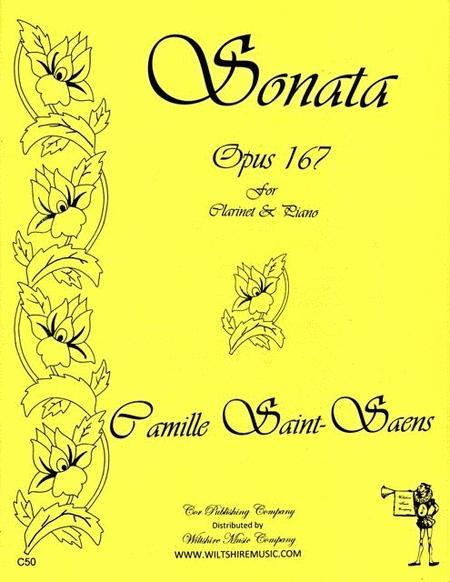 Sonata, Op.167