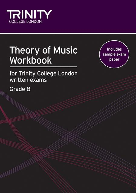Theory of Music Workbook - 2009 (Grade 8)