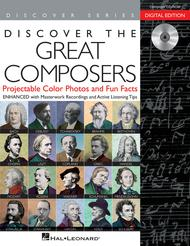 Discover the Great Composers: Digital W/Recordings