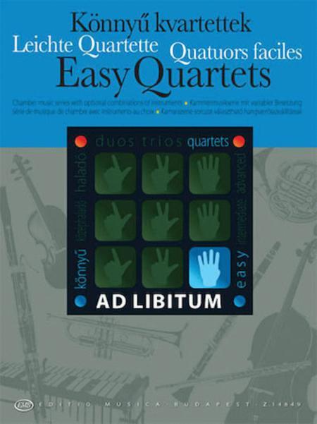 Easy Quartets