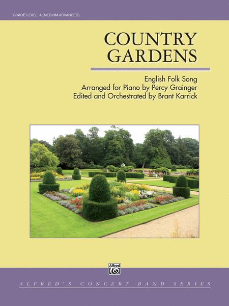 Preview Country Gardens By For Piano By Percy Grainger (AP.39643S ...