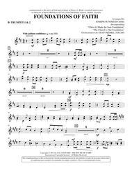 Foundations of Faith - Bb Trumpet 1,2