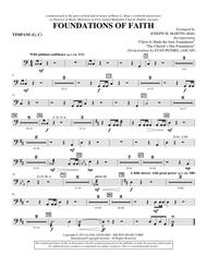 Foundations of Faith - Timpani