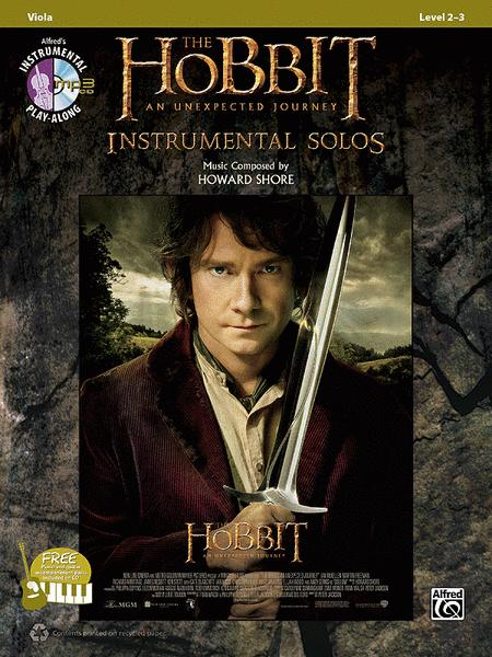 The Hobbit -- An Unexpected Journey Instrumental Solos for Strings