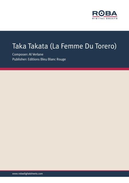 Taka Takata (La Femme Du Torero)