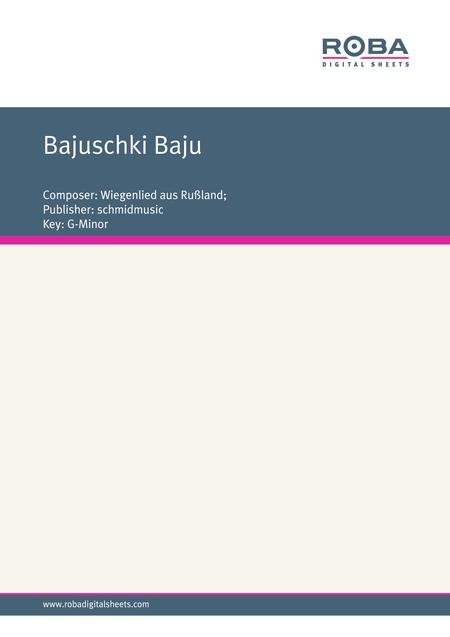 Bajuschki Baju