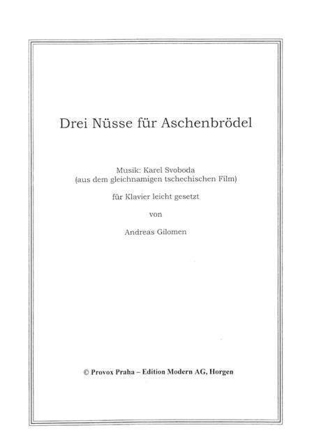 Drei Nusse fur Aschenbrodel