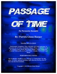 Passage of Time - for Percussion Ensemble