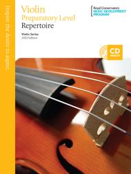 Violin Series: Preparatory Violin Repertoire