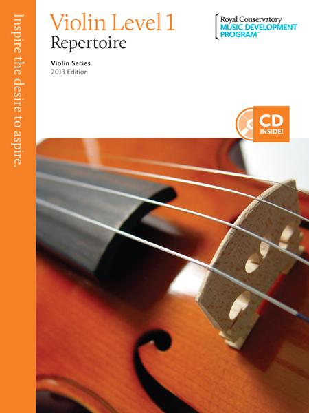 Violin Series: Violin Repertoire 1