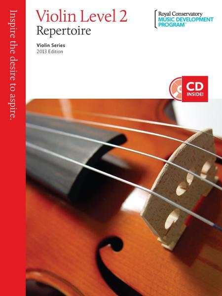 Violin Series: Violin Repertoire 2