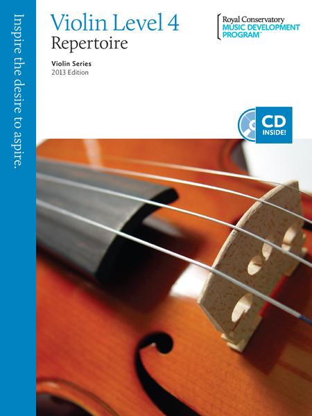 Violin Series: Violin Repertoire 4