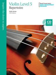 Violin Series: Violin Repertoire 5