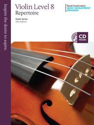 Violin Series: Violin Repertoire 8