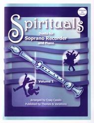 Spirituals: Duets for Soprano Recorder and Piano