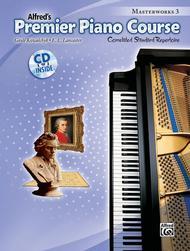 Premier Piano Course Masterworks, Book 3