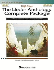 The Lieder Anthology Complete Package - High Voice
