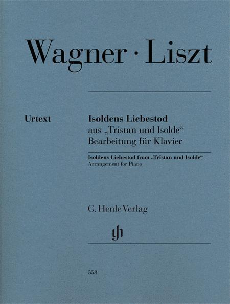 Isoldens Liebestod from Tristan und Isolde (Richard Wagner)