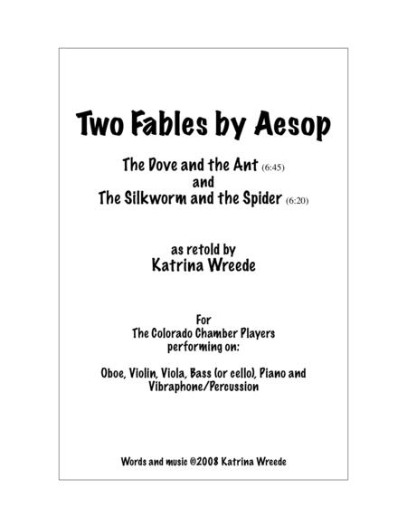 Two Fables by Aesop
