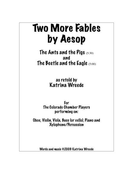 Two More Fables by Aesop
