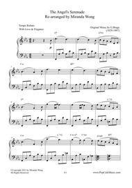 The Angel's Serenade - Romantic Piano Music
