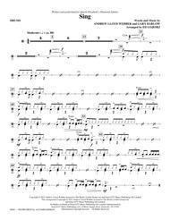 Sing (Queen Elizabeth Diamond Jubilee) - Drums