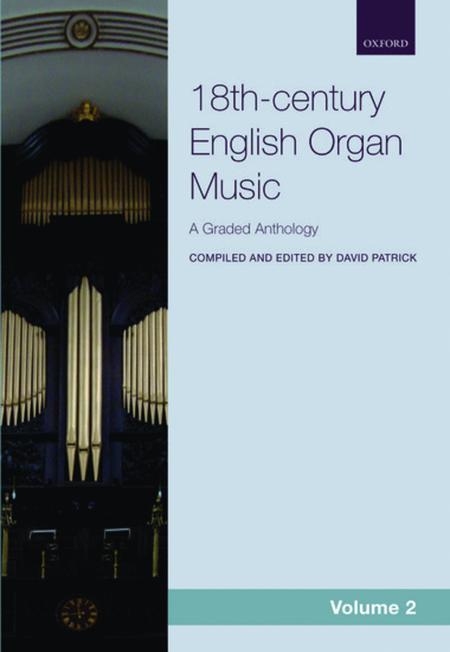 18th-century English Organ Music, Volume 2
