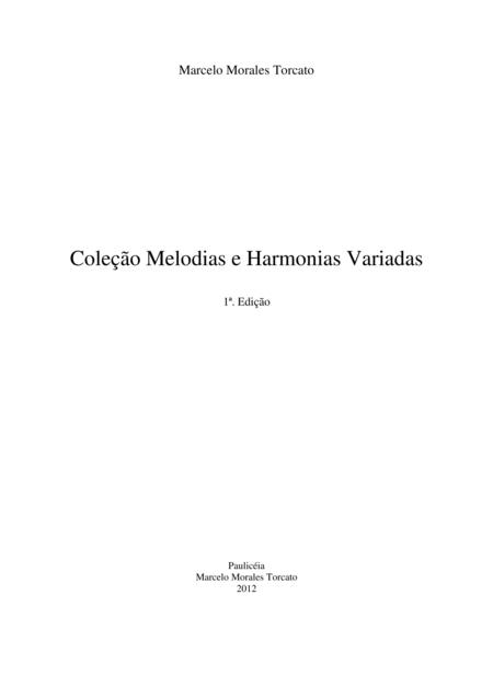 Coleção Melodias e Harmonias Variadas