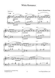 White Romance - Wedding Piano Music
