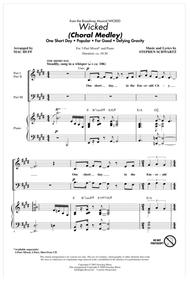 Wicked (Choral Medley) (arr. Mac Huff)