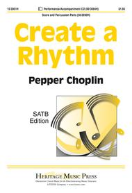 Create a Rhythm