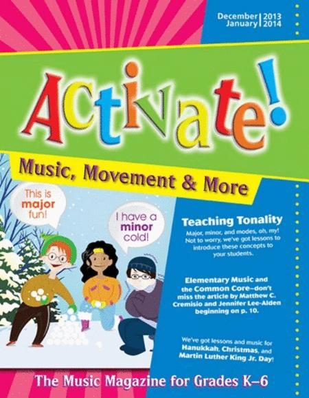 Activate! Dec 13/Jan 14